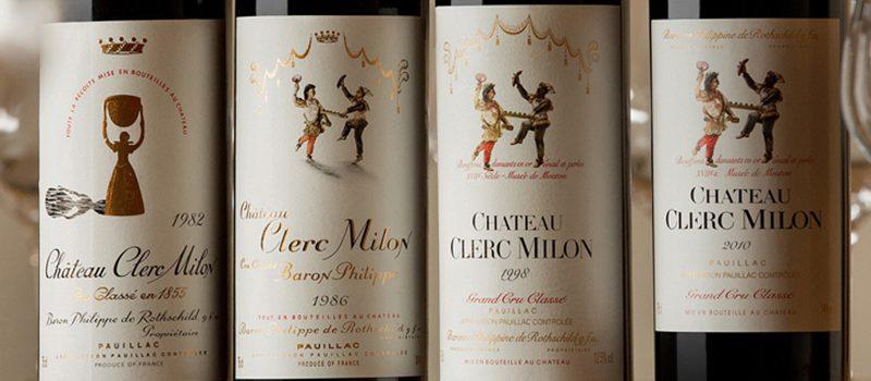 Chateau Clerc Milon-atfirstglass