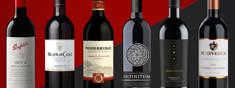5 recommended wines for wine beginners