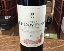 Get to Know CHATEAU LE DOYENNE
